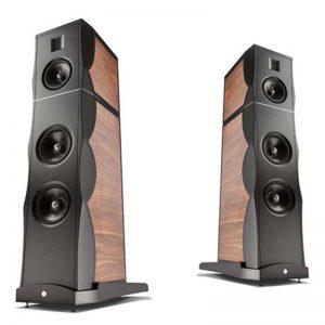 Rapallo   Gold Note XT-7 3-way Floor-Standing Speaker