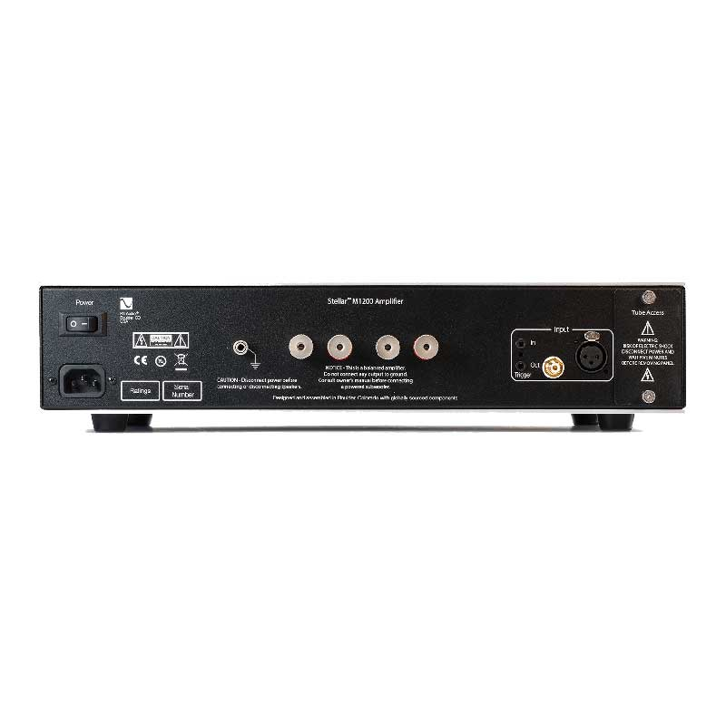 Rapallo | PS Audio Stellar M12000 Mono Amplifiers