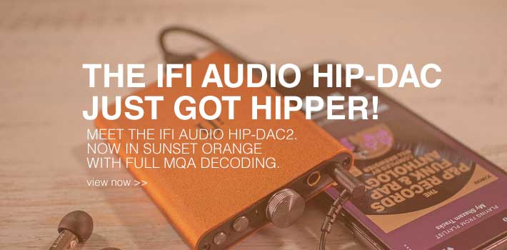 Rapallo   iFi Audio HipDac V2