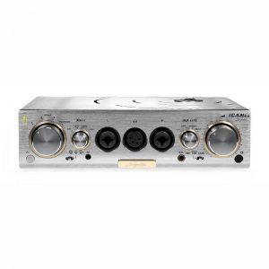 Rapallo | iFi Audio Pro iCAN Signature Headphone Amplifier